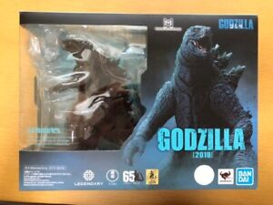 S.H.MonsterArts Godzilla 2019 King of monsters Figure Bandai Japan Import #279