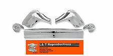 1957 Chevy Chrome Front Bumper New Belair Sedan Convertible Hardtop Wagon Nomad