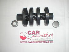 """2.5"""" Exhaust Resonator Insert Muffler Reduce Resonance Dual Exhaust (Two Insert)"""