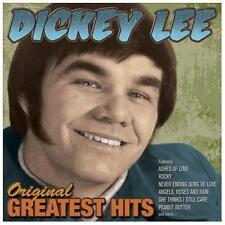 Original Greatest Hits * by Dickey Lee (CD, Jun-2013, Real Gone Music)