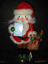 Steinbach 223 1930's Santa Signed by Christian Christmas Legends Series