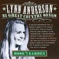 Lynn Anderson - Rose Garden - 24 Great Country Songs - CD
