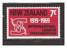 12246) New Zealand MNH Neu 1969 Int. der Org. 1v