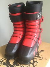 Full Tilt Classic Used Ski Boots - Red & Black - Size 29.5