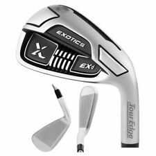 Tour Edge Exotics 4-PW Tour 90 Right Hand Mens Stainless Steel Iron Golf Set