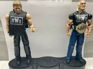 WWE Mattel Nwo Hogan Lex Luger Custom Wrestling Action Figure