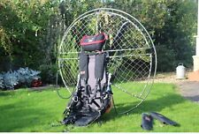 Paramotor PAP TOP 80 - Light & awesome powered 10000 Rpm Flying machine