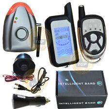 DIY Car Alarm System /w LCD Two Way Alarm Remotes + Double Alarm Modes