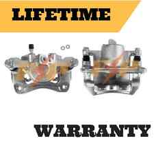 Pair 2 Brand New Front Brake Calipers fit 98-02 Prizm Corolla LIFETIME WARRANTY