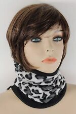 Women Scarf Turtle Neck Warmer Head Cover Outdoor Face Mask Hat Sport Camouflage