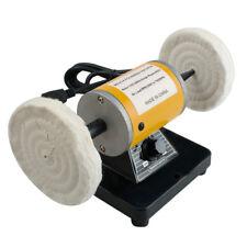 220v Dental Lab Equipment Lathe Bench Polishing Polisher Machine 3000rpm 260w Ce