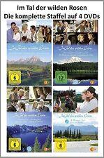 AU VALLÉE DER WILDEN (Sauvage) ROSES complète Relais BOX 1 2 3 4 Série TV DVD