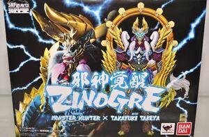 SHF TAMASHII MX ZINOGRE BANDAI   A-23666  4549660094616 FREE SHIPPING