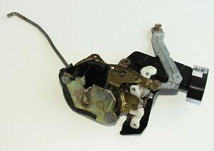 98-02 Chevy Prizm Toyota Corolla Front Left Driver door Latch Lock Actuator used