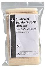 ELASTICATED SUP BANDGE C ADULT HANDS 1M Personal Protection & Site Safety