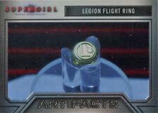 Supergirl Stagione 1 Arcobaleno Foil Board artefatti Chase Card A6 LEGIONE Anello di volo