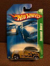 Hot Wheels 2008 QOMBEE Treasure Hunt  6 of 12 NOC Sealed