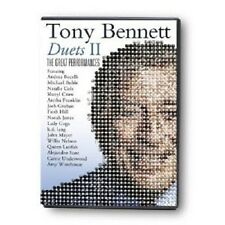 Tony Bennett-DUETS II: the Great performances Blu-ray NEUF