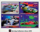 1995 Futera Adelaide Grand Prix Trading Cards Full Base Set (90)