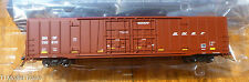BLMA Models HO #53071 (Rd #780810) BNSF (Powerbar Logo) Bx-166 60'Beer Car