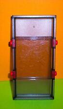 ♥Playmobil♥ Ersatzteil Glas Wand transparent durchsichtig für 4400