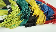 1 mètre 26 pcs thermorétractables tube fil gaine wrap voiture fils électriques câble tub