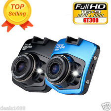 HD 1080P Car DVR Camera Vehicle Video Recorder Dash Cam G-sensor Night Vision BU