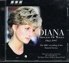 CD album: Diana Princess of Wales: Funeral service. BBC Worldwide Music . F