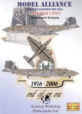 Model Alliance 1:72 BAC Canberra Pr.9 39 Sqn RAF Marham 2006 Retirement scheme