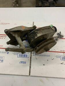 AMC V8 Power Steering Brackets w/ Pump 304 360 401 FSJ CJ5 CJ7