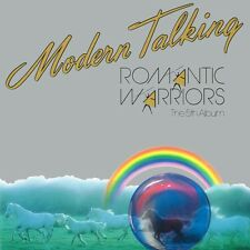 introuvable en france Modern Talking  Romantic Warriors CD Album 10 Titres 1987