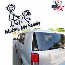 JDM Making My Family Funny Illest Hellaflush Vinyl Decal Sticker Euro Car Window