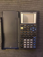 Vintage 1995 Texas Instruments TI-80 LCD graphing/ graphics School calculator