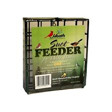 Heath Outdoor Products S-1-8 Single Hanging Suet Feeder