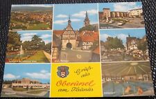 Germany Gruss aus Oberursel am Taunus Multi-view - posted