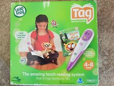 LEAP FROG TAG READING SYSTEM COMPLETE AND FULLY WORKING