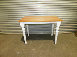 Side Table  - Classic French Country Occasion Table / Hall Table, 6n