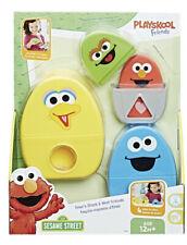 Playskool Friends Sesame Street ELMO'S STACK & NEST FRIENDS Brand New!