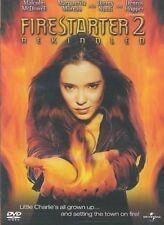 Firestarter 2 Rekindled Region 1 DVD