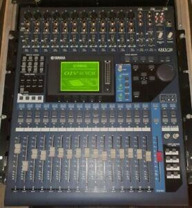 YAMAHA 01V96 V2 VCM digital Mixer Mischpult USB Effekte Studioauflösung tip top