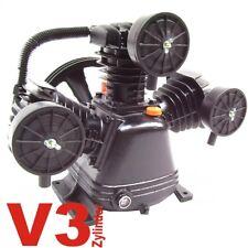 NEUES B14 Kompressor Aggregat 3 V-Zylinder Kompressoraggregat Druckluft