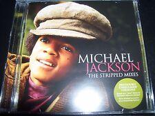 Michael Jackson / The Jackson 5 - The Stripped Mixes (Australia)  CD - New