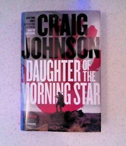 Daughter of the Morning Star by Craig Johnson, Longmire, SIGNED, HC / DJ, 2021