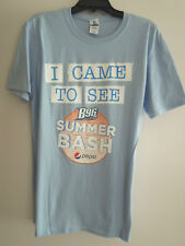"T Shirt Size L "" I Came To See B96 Radio Station Summer Bash "" Pepsi Promo NWT"