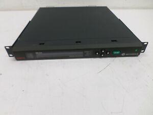 Motorola Professional Satellite Receiver Model DSR-6100 Factory Reset