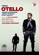 Verdi: Otello - Jonas Kaufmann (NEW 2xDVD)