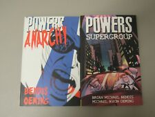 Powers Trade Paperbacks #4-5 (Bendis)