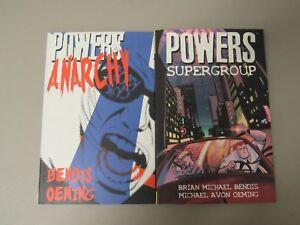 Powers Trade Paperbacks #4-5 (Bendis)