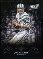 2014 Panini Black Friday Promo JOE NAMATH #9 New York Jets HOF / Alabama Legend