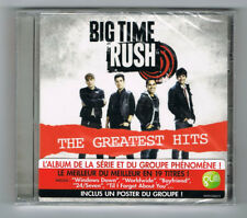 ♫ - BIG TIME RUSH - THE GREATEST HITS - CD 19 TITRES - 2016 - NEUF NEW NEU - ♫